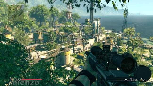 Sniper: Ghost Warrior Gold Edition Gameplay (PC)
