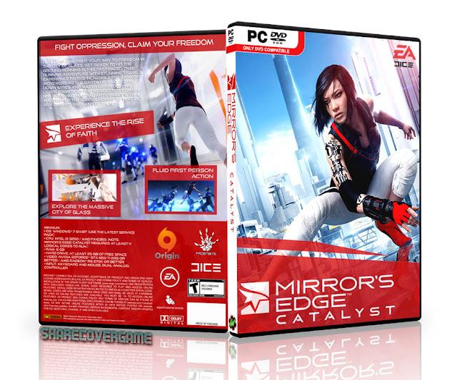 Mirror's Edge Catalyst Cover Box