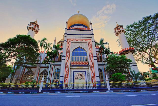 Cara Mudah Menemukan Masjid di Singapura