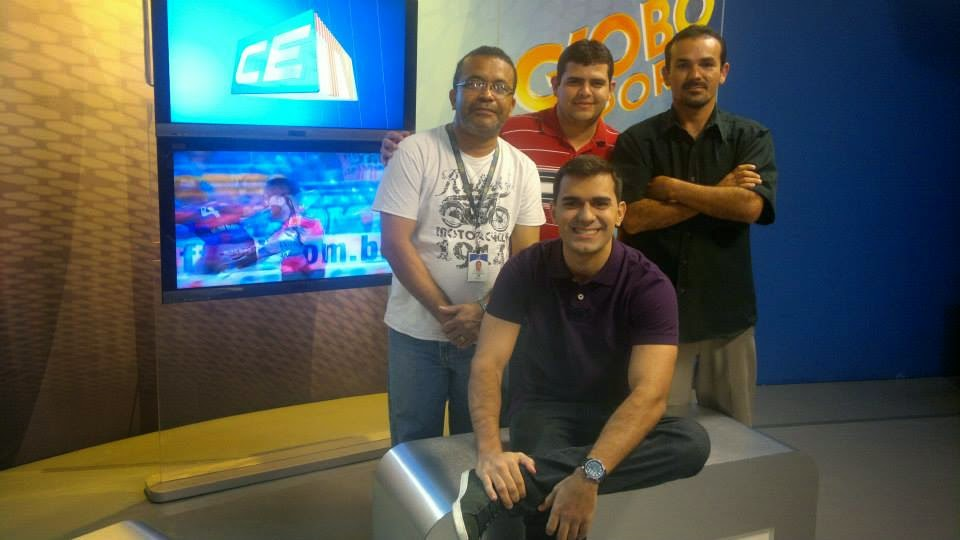 Allisson Marques Após Mundial Globo Esporte Ce Volta