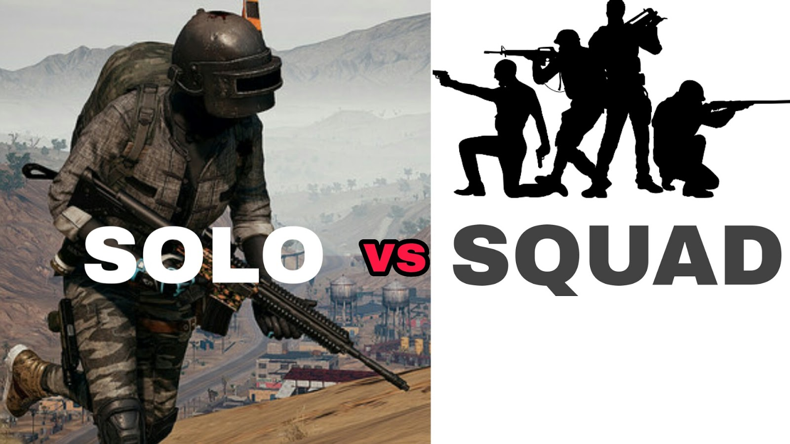 Solo Vs Squad Pubg Wallpaper - Free Uc For Pubg Emulator