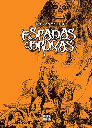Espadas e Bruxas Esteban Maroto