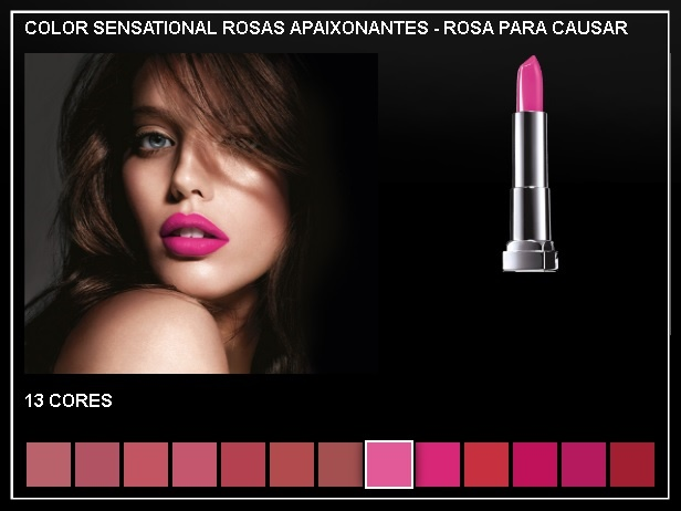 Batom Color Sensational Maybelline