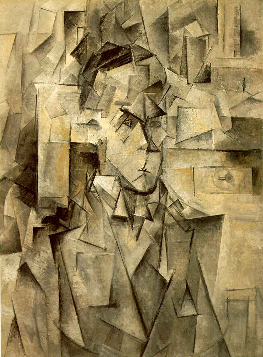 A faithful attempt cubist drawings for Braque oeuvres
