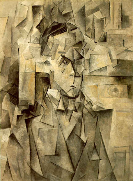 Faithful Attempt Cubist Drawings