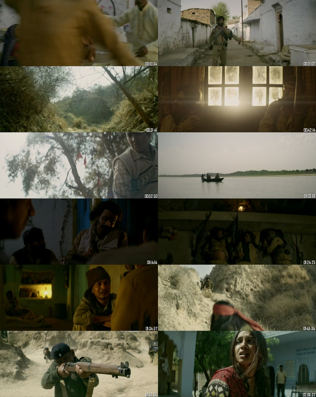 Sonchiriya 2019 Hindi 720p 480p HDRip x264 Full Movie