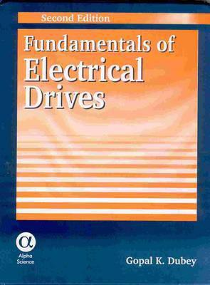 [PDF] Fundamentals of Electrical Drives By Gopal K Dubey Download