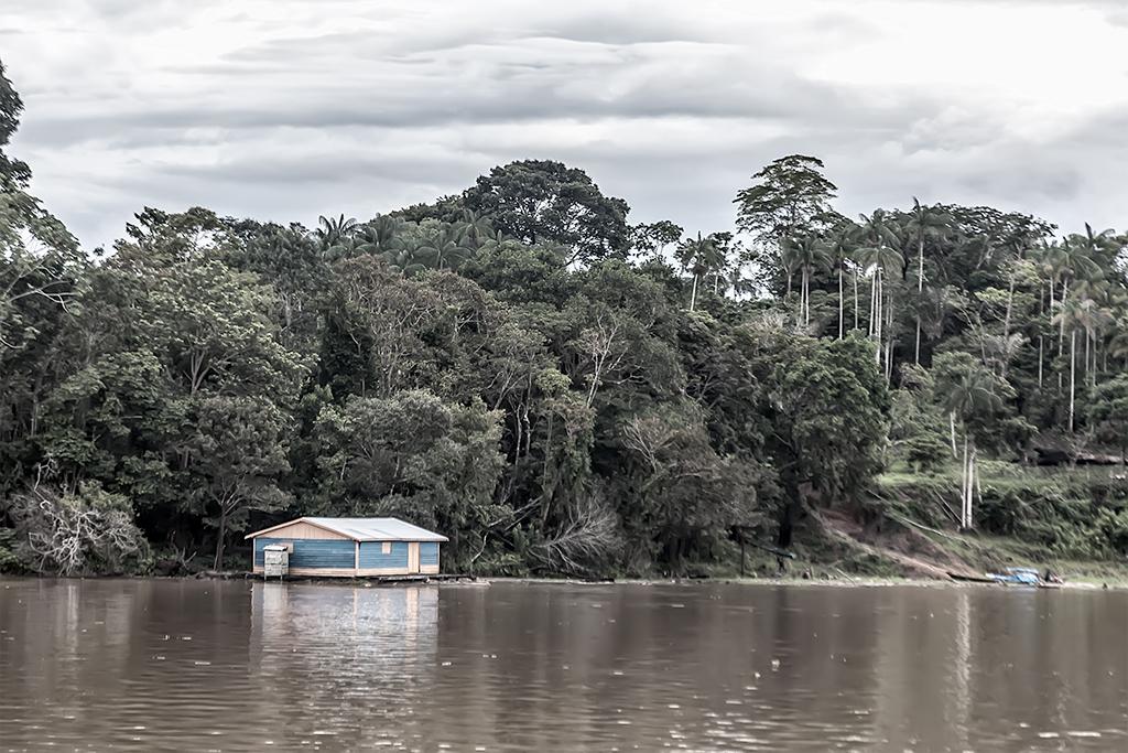 casa rio Amazonas