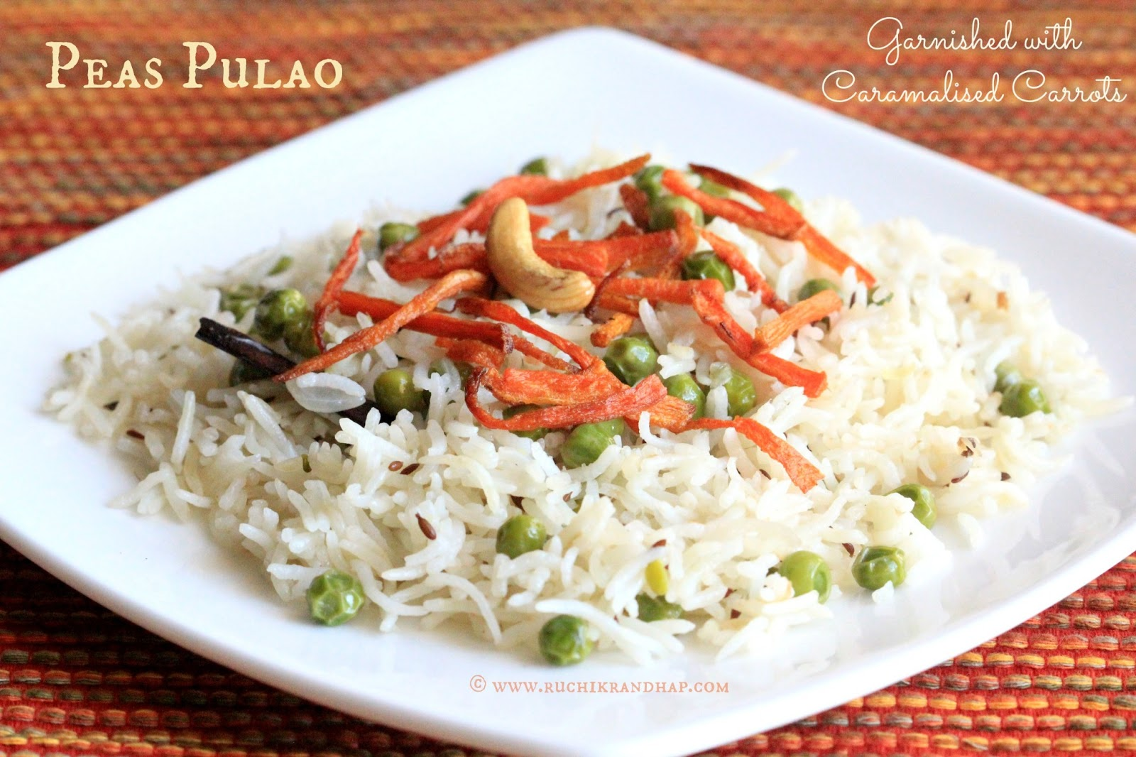 vegetable pulao pilaf recipes dishmaps semolina and vegetable pulao ...