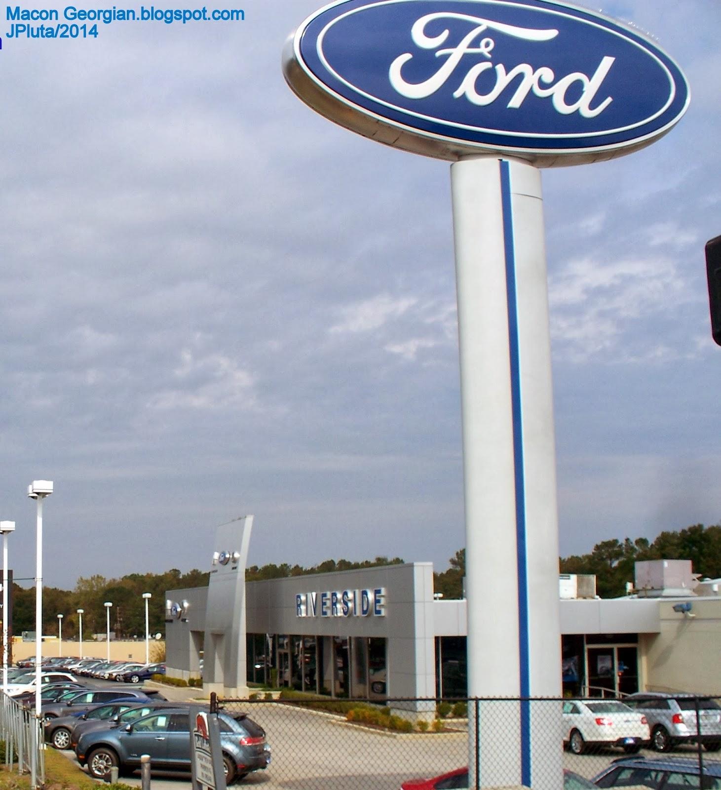 Riverside Ford Macon >> MACON GEORGIA Attorney College Restaurant Dr.Hospital ...