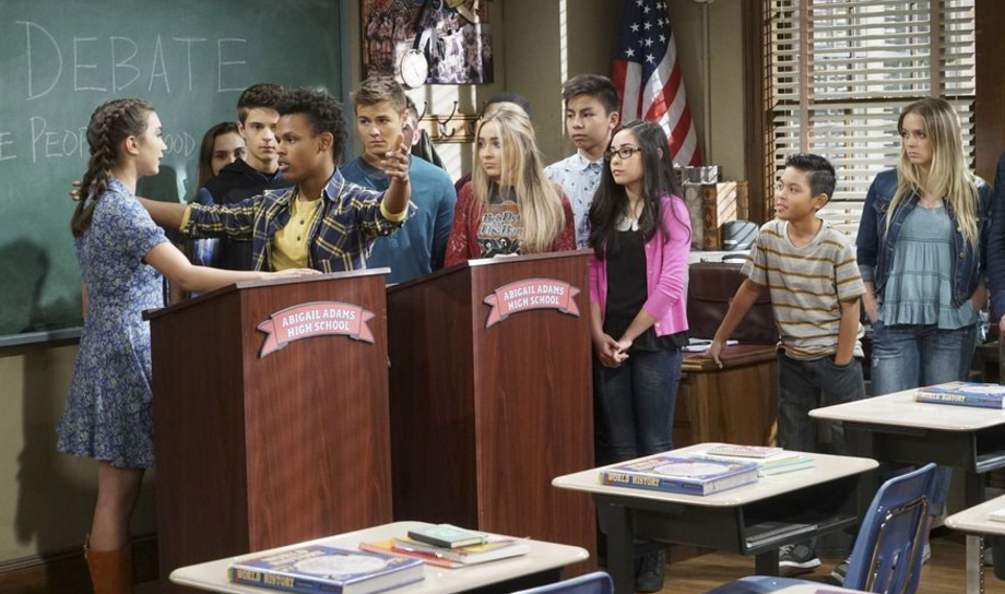 Girl Meets World - Girl Meets the Real World - Review