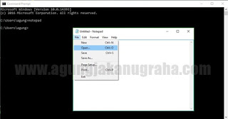 Cara BackUp File ketika Windows Tidak Booting