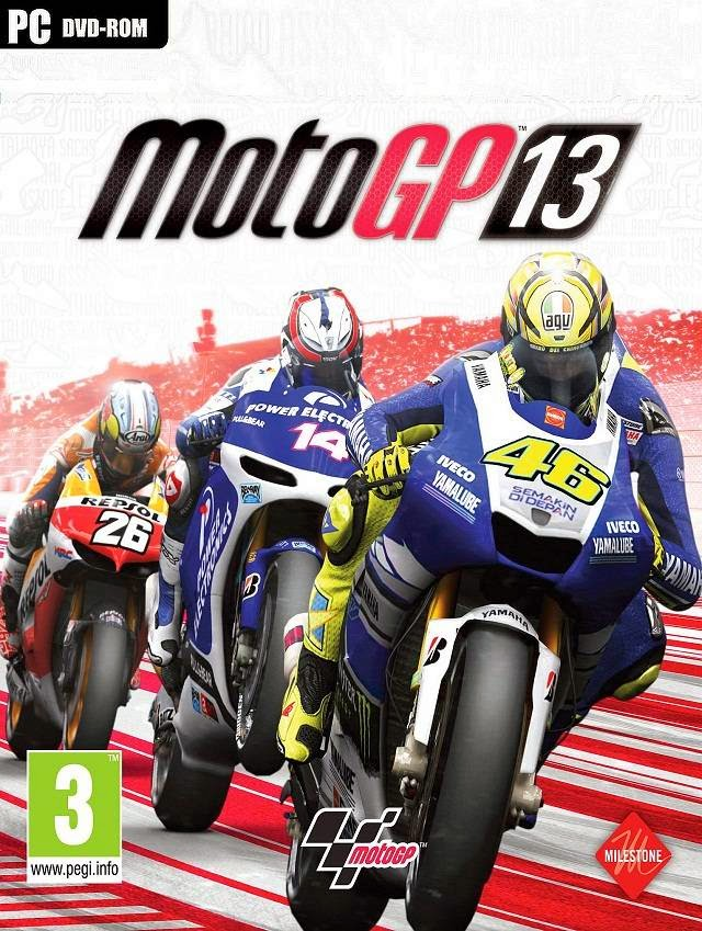 MotoGP 13 PC Game Free Download Full Version