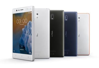 Spesifikasi dan Harga Nokia 3