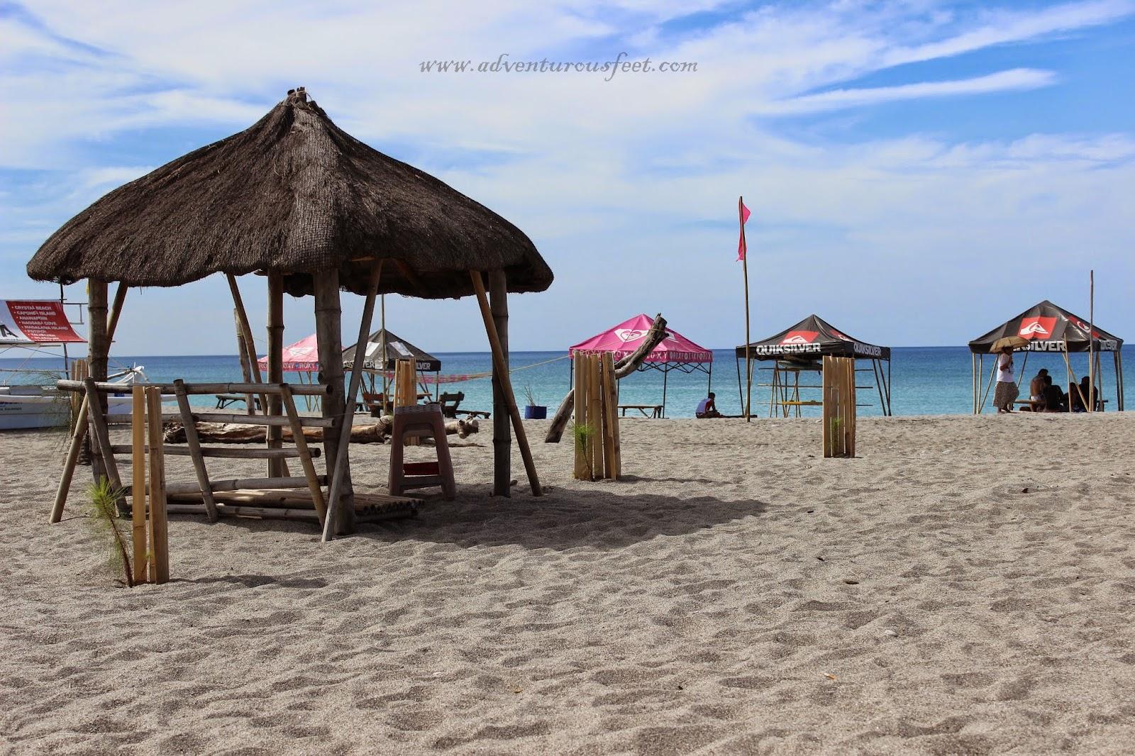 Adventurous Feet: Zambales: Crystal Beach Resort & Surf