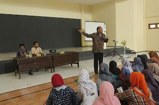 Sosialisasi Bidik Misi Mahasiswa Fakultas Teknik 2016