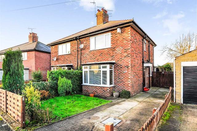 Harrogate Property News - 3 bed semi-detached house for sale St. Johns Grove, Harrogate HG1