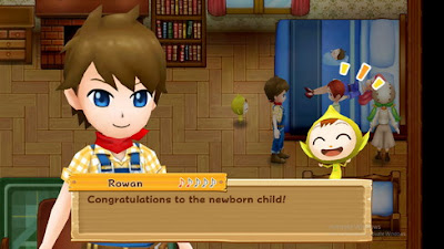 How to Have a Child in Harvest Moon: Light of Hope