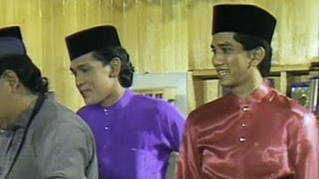 Muzik Video Raya Azmin Ali