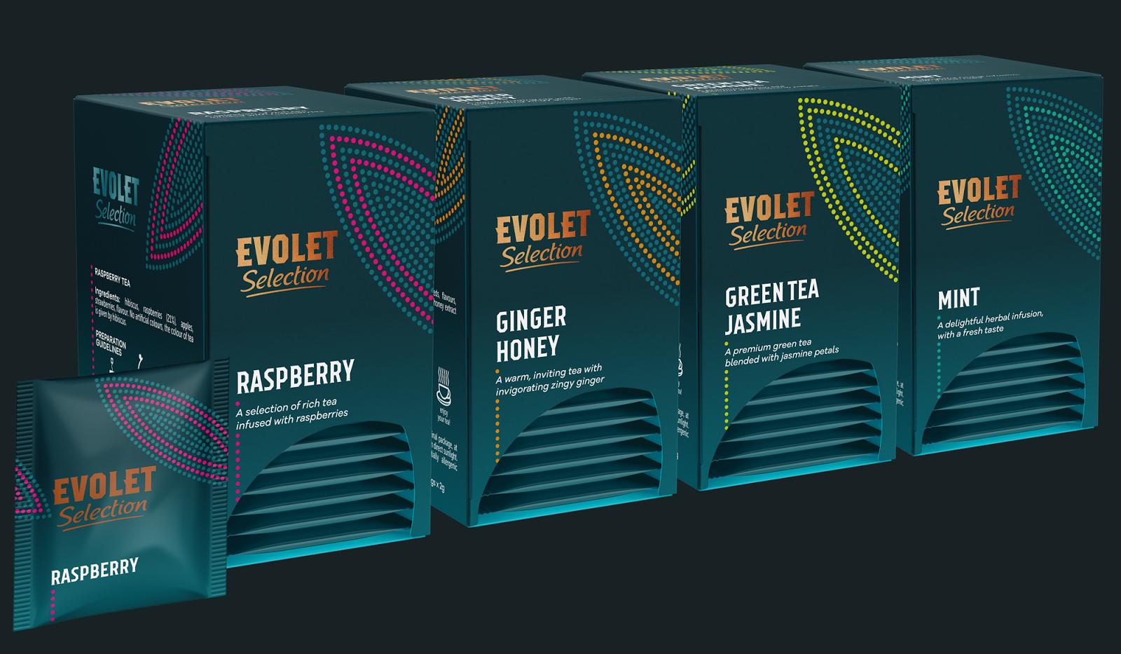 EVOLET Trademark of Evolet Healthcare Limited - Registration Number 4911522 - Serial Number 79168379 :: Justia Trademarks