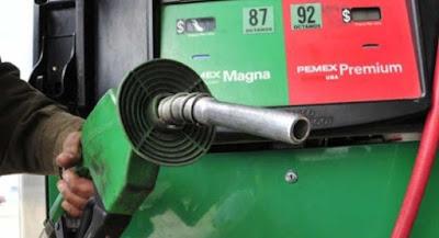 La ley también incluye la liberación de los precios de la gasolina y diesel que provocara un aumento de ambos derivados