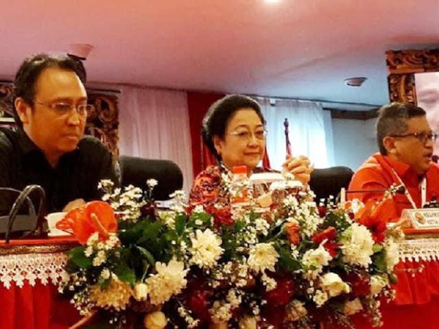 Budi Mulyawan Pertanyakan Isu Kongres V PDI Perjuangan Dipercepat