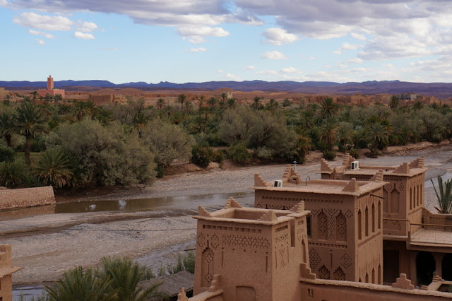 Gargantas do Todra, do Dadès e Ouarzazate