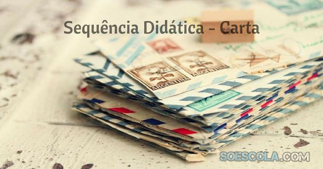 Sequência Didática - Carta