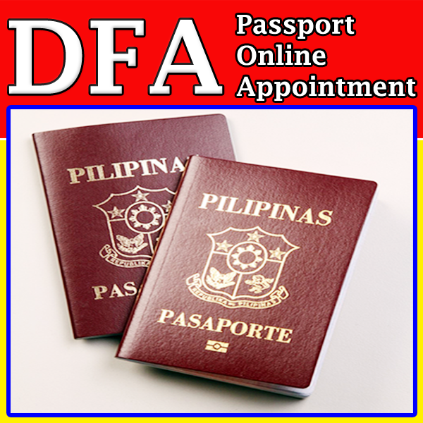 Heres The Steps On How To Set Dfa Passport Appointment Online  Log On To Https Www Passport Gov Ph  Select Schedule An Appointment