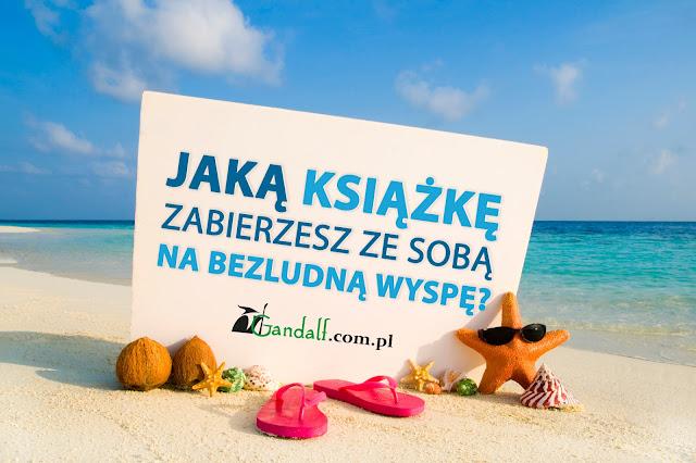 Jaką książkę zabierzesz ze sobą na bezludną wyspę? Konkurs!
