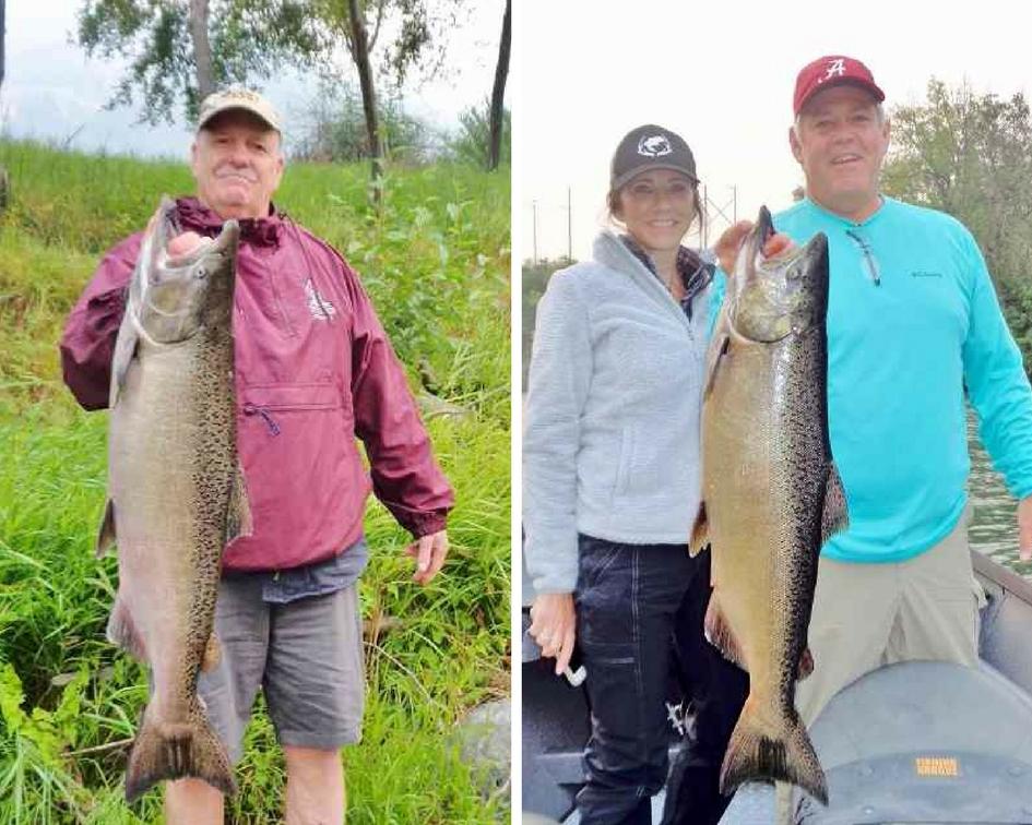Salmon fishing the rogue river rogue river fishing for Rogue river fishing report