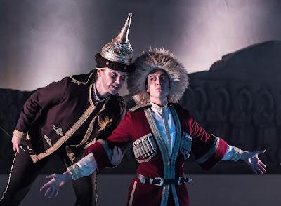 Guildhall School - Radamisto - Joanna Marie Skillett, Bianca Andrew - (c) Clive Barda