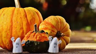 Ghosts of Halloween