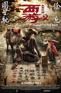 Journey to the West The Demons Strike Back 2017 Dual Audio (Hindi – Chinese) Bluray 160Mb hevc