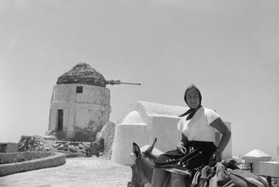 Μάργκαρετ Κένα: Η Αυστραλή ανθρωπολόγος που έκανε την Ανάφη δεύτερη πατρίδα