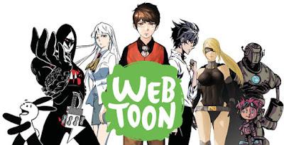 aplikasi baca komik line webtoon