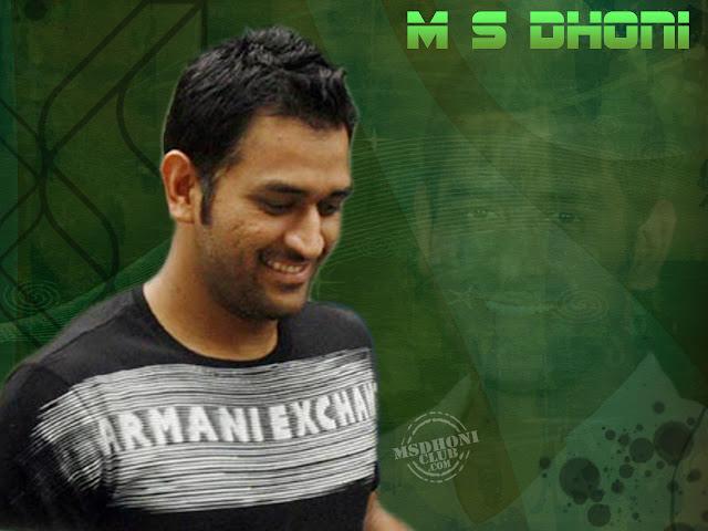 MS Dhoni HD Wallpaper