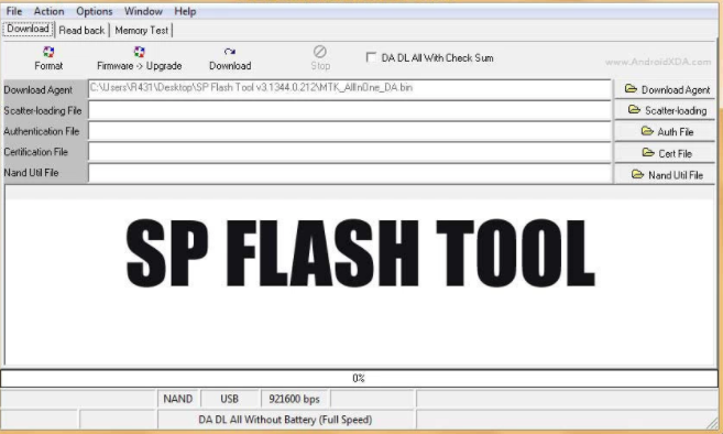 How To Use SP Flash Tool To Flash Stock And Custom ROMs