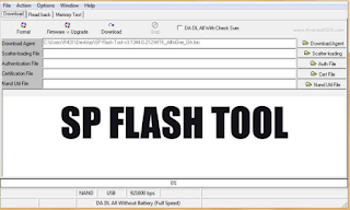 SP FLASH TOOL
