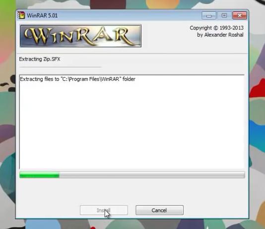 winrar free download for windows xp 32 bit full version