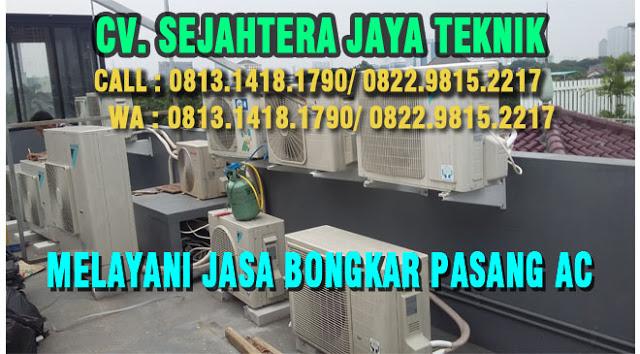 SERVICE AC TERPERCAYA DI JAKARTA PUSAT