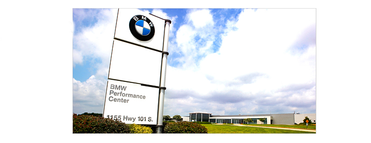 BMW Driving Experience Greenville SC