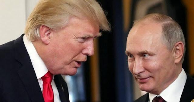 Τραμπ και Πούτιν: Έχουμε κοινά συμφέροντα
