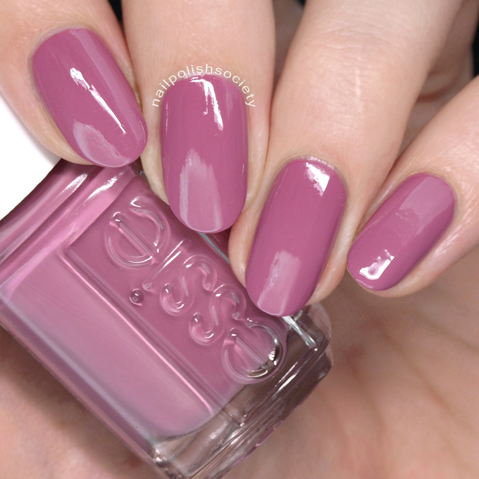 Nail Polish Society: Essie Treat Love & Color Swatches and Review