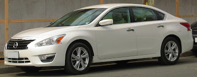 Review Of Nissan Altima SV