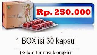Distributor Ladyfem Di Jakarta
