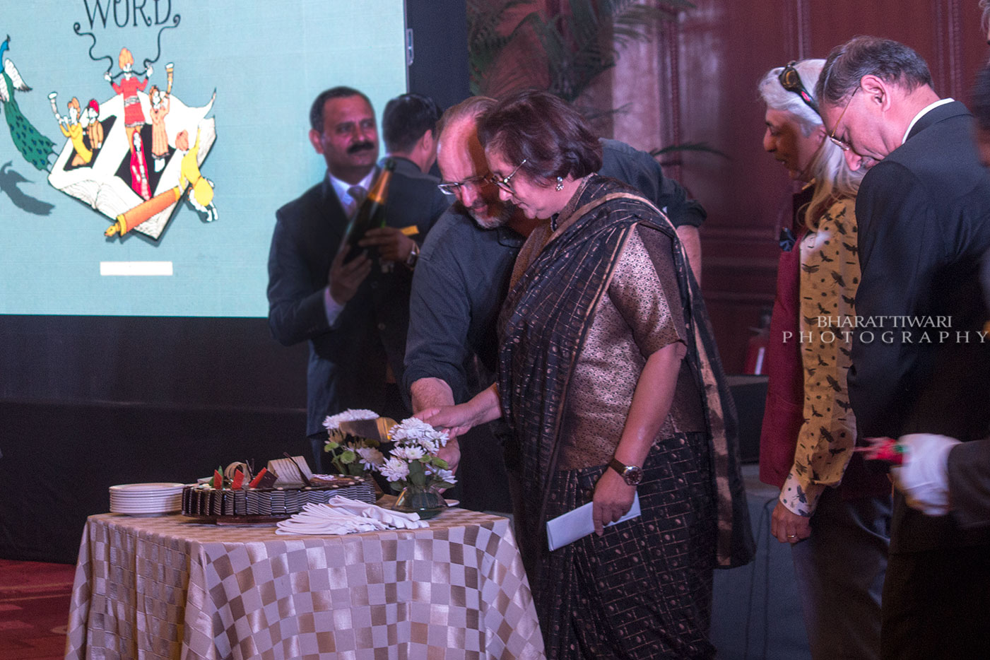 Writers and Festival Directors Namita Gokhale and William Dalrymple invite authors from across the globe to take part in the five-day programme set against the backdrop of Rajasthan's stunning cultural heritage and the Diggi Palace in the state capital Jaipur