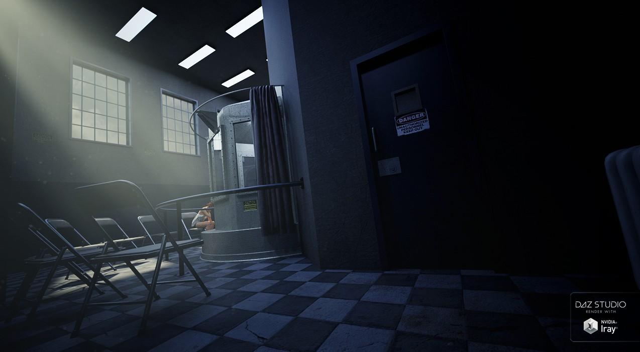 Download Daz Studio 3 For Free Daz 3d Prison Death Chamber