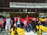 Kampung Budaya Polowijen Dinilai Siap Hadapi Revolusi Industri 4.0.