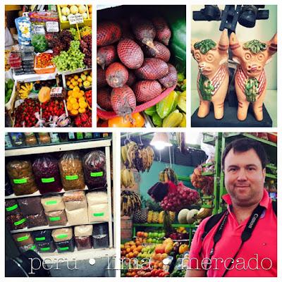 100 best Mercado in peru Central de Lima Surquillo Bioferia miraflores © by chef alex theil